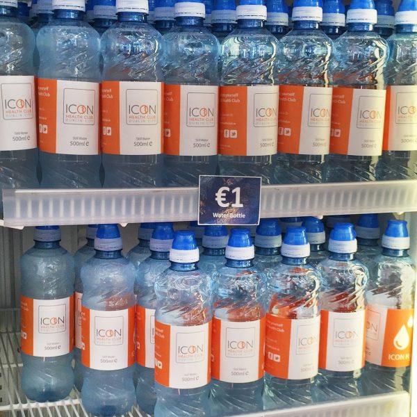 icon water bottles